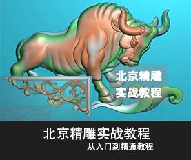 北京精雕实战教程